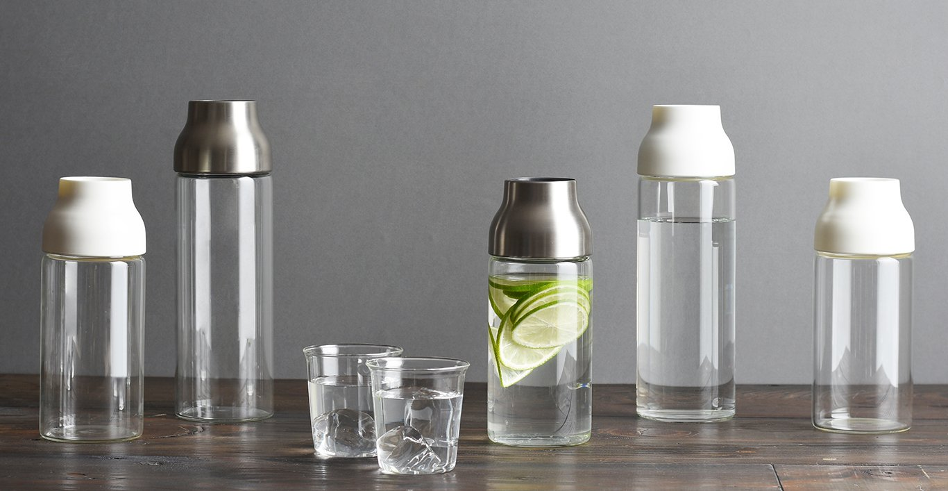 CAPSULE water carafe collection