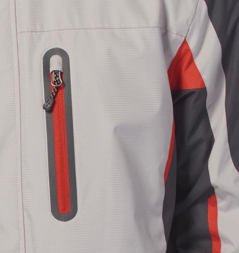 Free Country Men's Ultimatum Multi Rip-Stop Jacket - Dark Olive - S