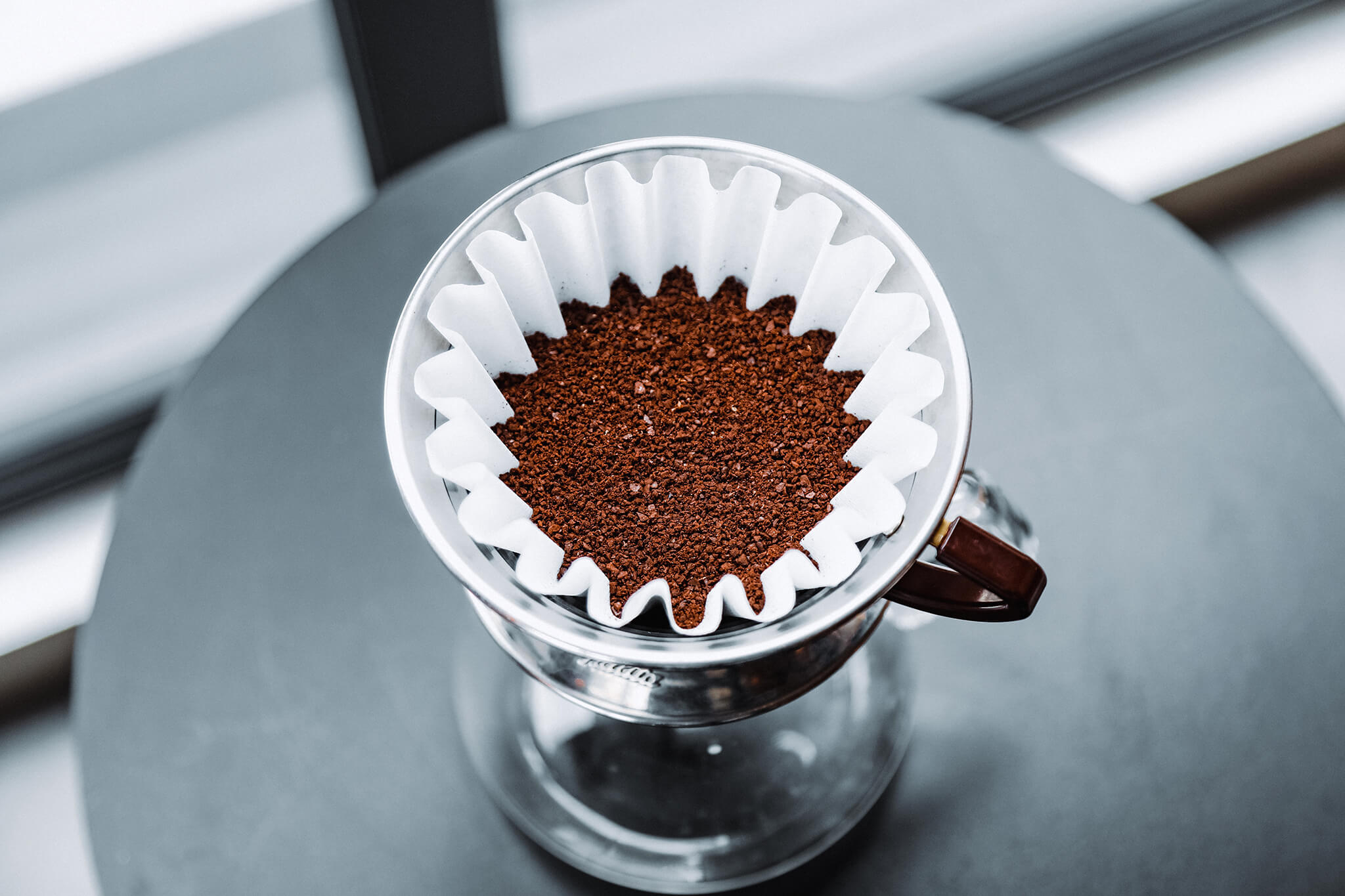 A Kalita coffee bundle on a table