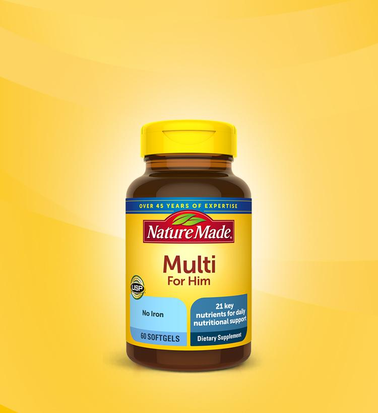 Men's Multivitamins