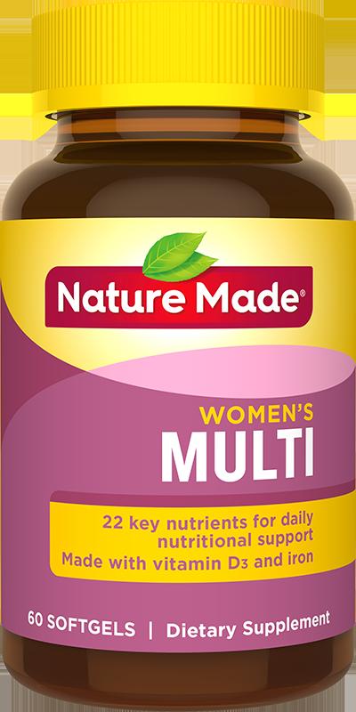 Women's Multivitamins