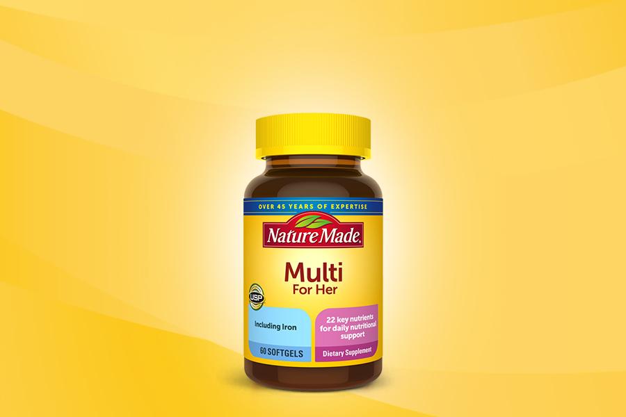 Women's <br>Multivitamins
