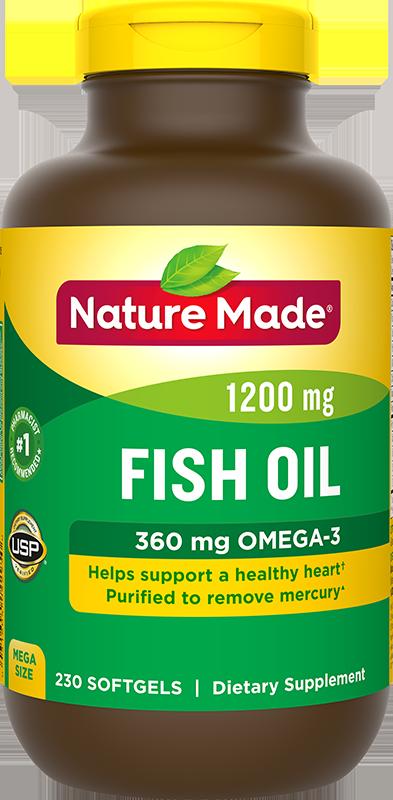 Fish Oil & Omega-3