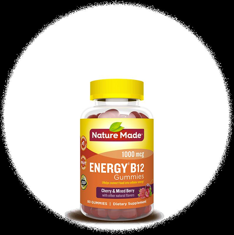 Energy B12 Gummies