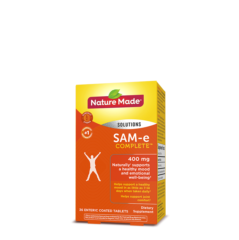 SAM-e Complete® 400 mg