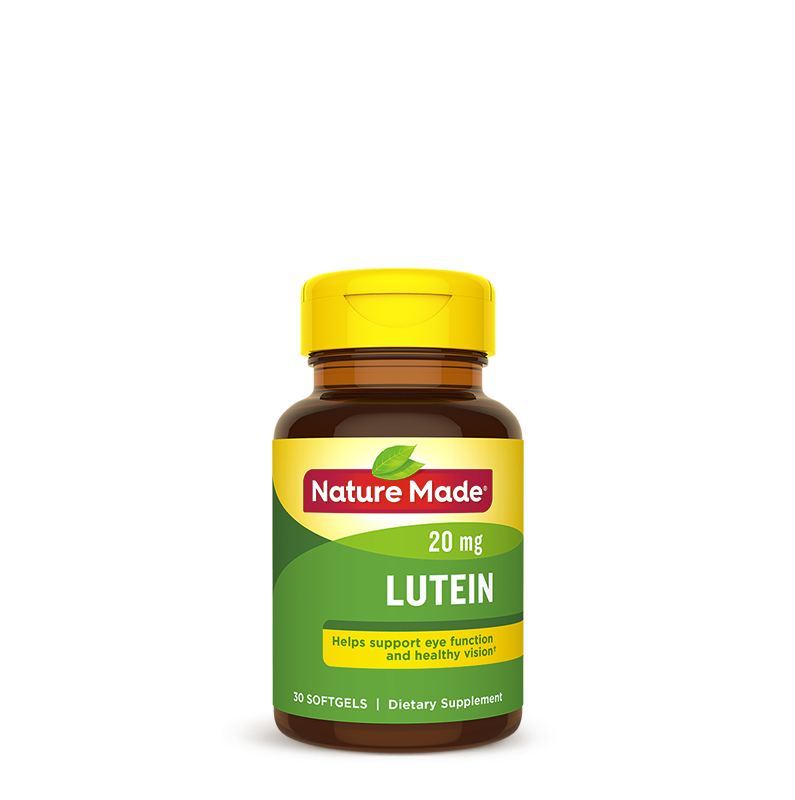 Nature Made® Lutein Softgels