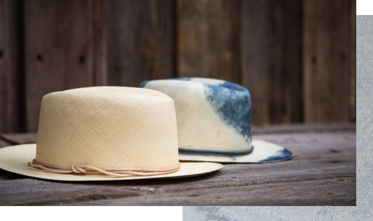 Men's Montecristi Hats