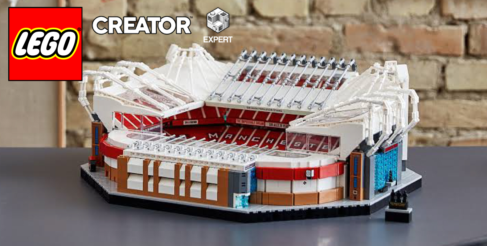 Lego Creator Manchester United Old Trafford 04.29.20 updated 05.15.20