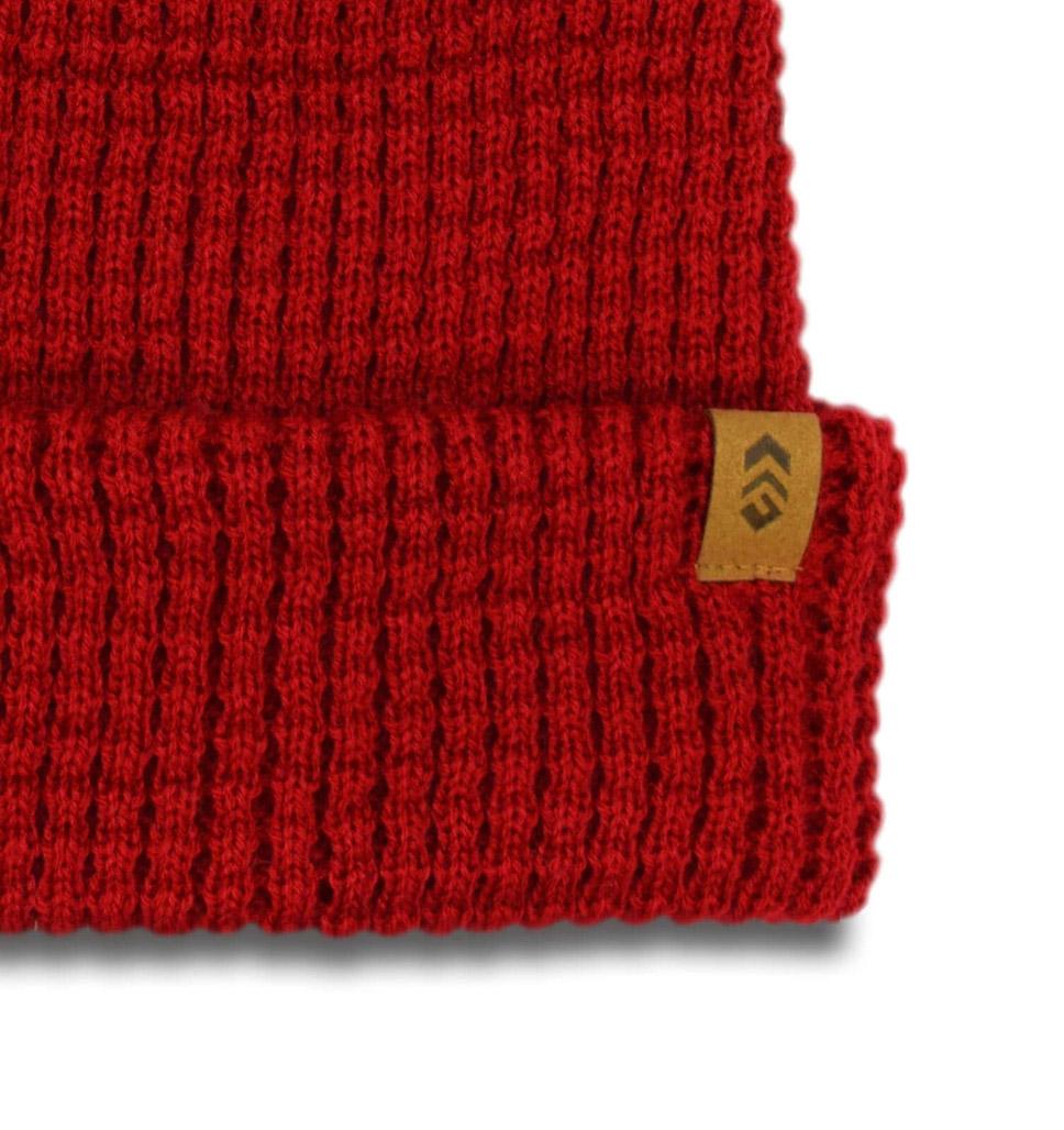 Men's Waffle Knit Beanie