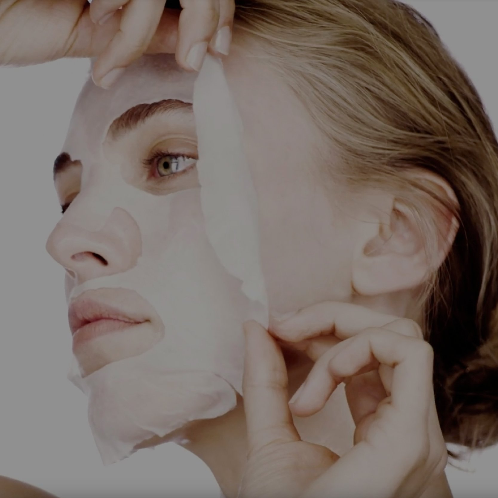 2–Step Brightening Glow Cloth Mask Treatment