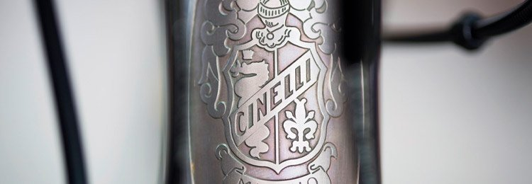 Cinelli - In Bike We Trust! - Brand image