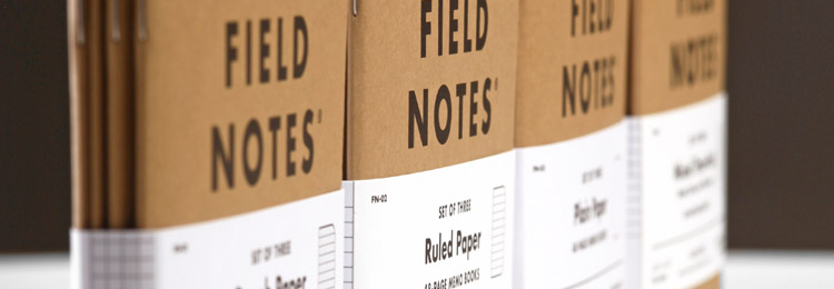 Field Notes - Brand image