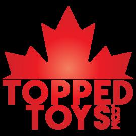 Topped Toys Logo